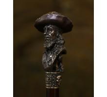 Ремешок для трости коричневый кожзам