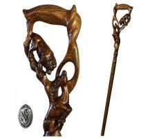 Трость ЧЕРНЫЙ БУК-2