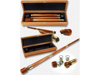 В чем особенность коллекционных тростей?